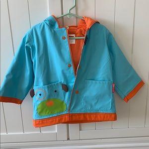 Skip Hop Toddler Raincoat